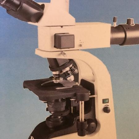 Professional Fluorescent Trinocular Microscope
